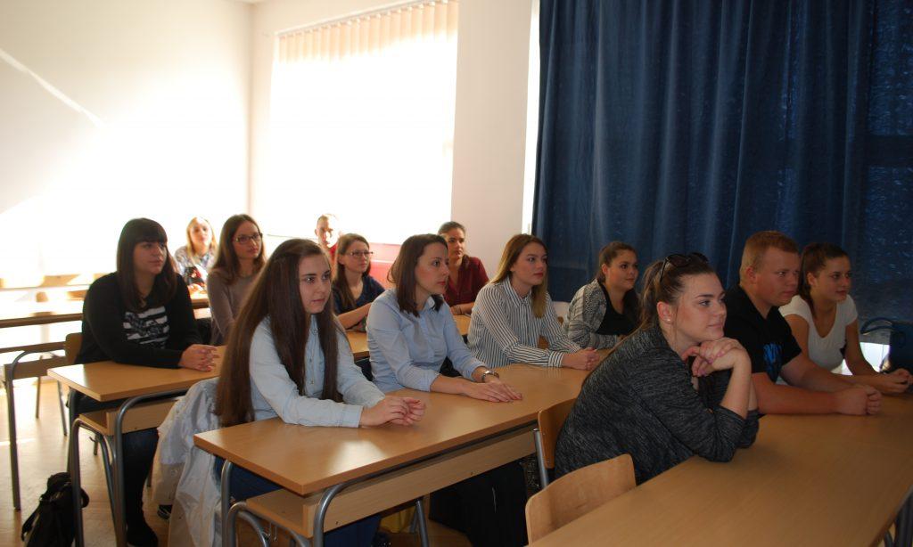 ZDRAVSTVENO VELEUČILIŠTE ZAGREB: Započela nastava za 5. generaciju pakračkih studenata