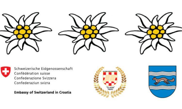 """KPD """"SLOGA"""": Tjedan Švicarske u Pakracu"""