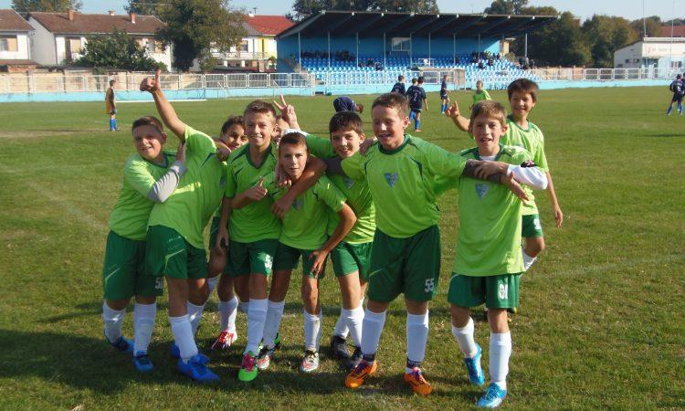 MLADE HAJDUKOVE KATEGORIJE: Pobijedili samo najmlađi