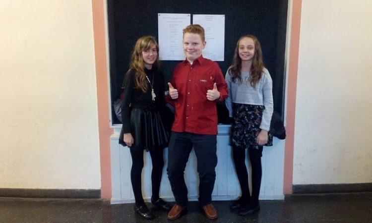 OGŠ PAKRAC: Pakrački učenici prvi na regionalnom natjecanju komornih sastava