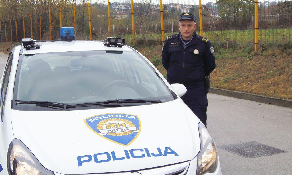 POLICIJA Predstavljen sustav za prepoznavanje i očitovanje registarskih pločica