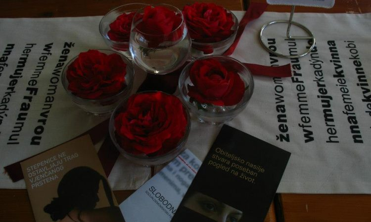 FORUM ŽENA SDP-A: Priopćenje povodom Međunarodnog dana borbe protiv nasilja nad ženama