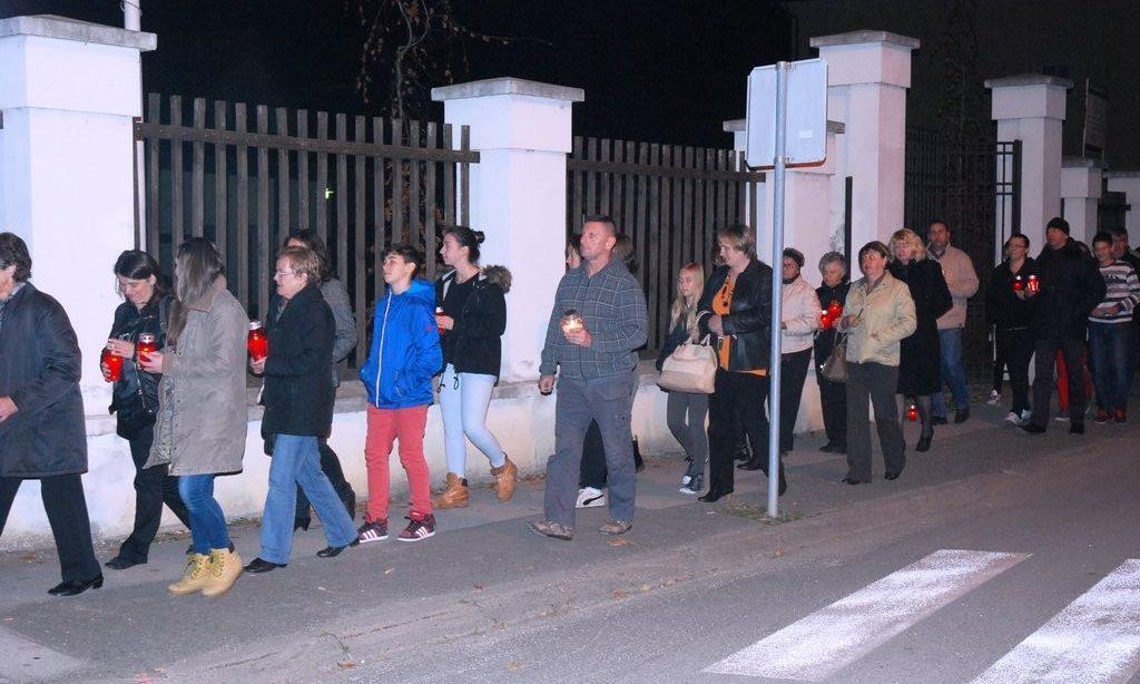 OBILJEŽAVANJE UOČI DANA SJEĆANJA: Pakrac za Vukovar