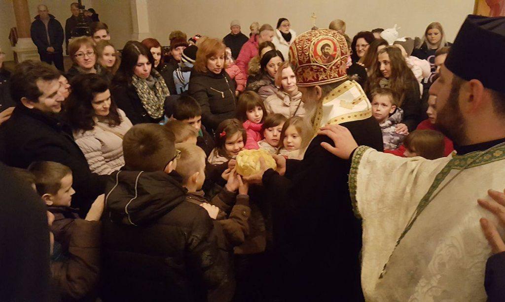 VSNM: Sv. Nikola u Vladičanskom dvoru