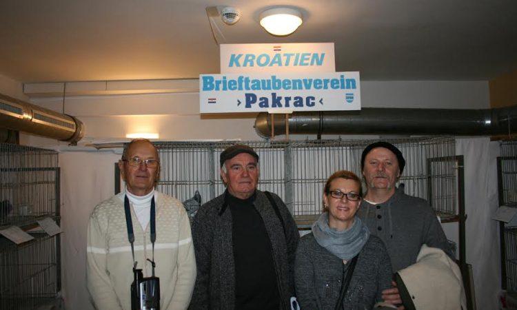 """SKUGL """"PAKRAC"""": Pakrački golubari u Austriji"""