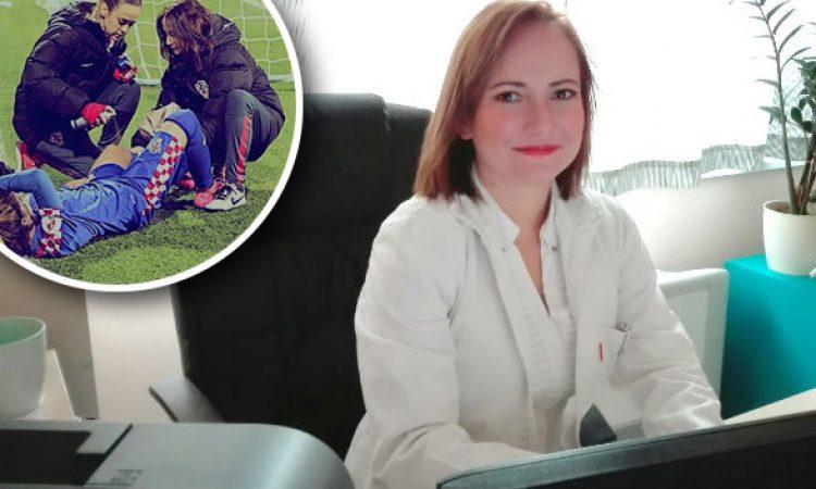 LOCAL STORY Vedrana Vondrak: Naša cura na klupi ženske nogometne reprezentacije