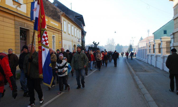 21. PLANINARSKI POHOD: Fokinom stazom po prvi put i Slovenci