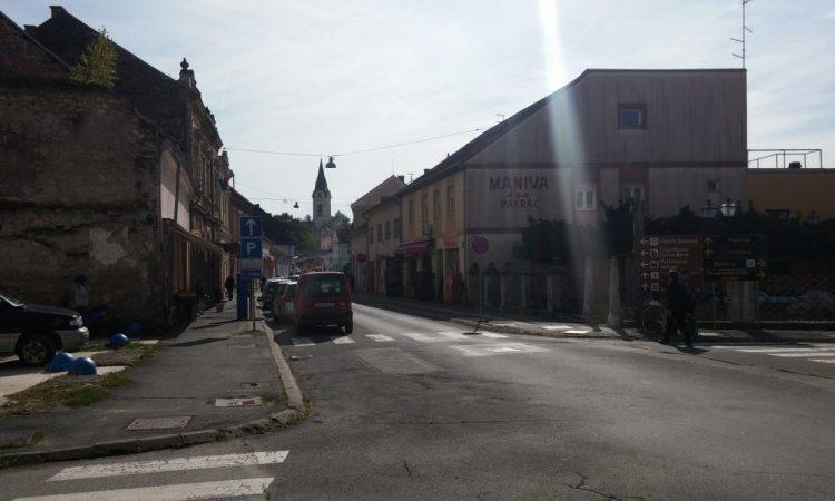 ZBOG SAJMA: Obavijest o privremenom zatvaranju prometa