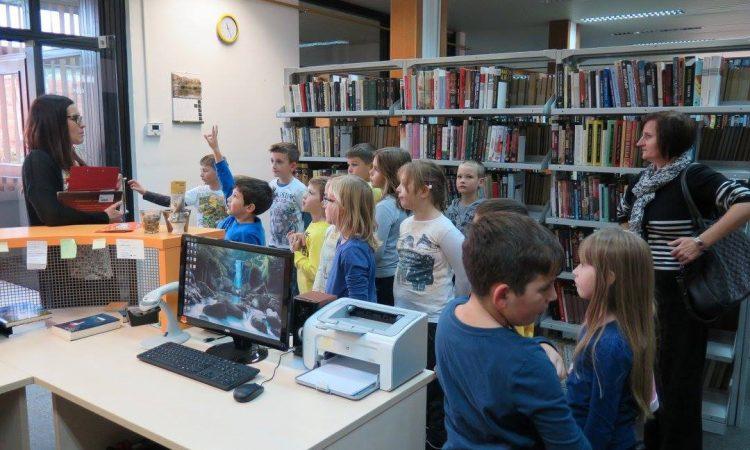 GRADSKA KNJIŽNICA PAKRAC: Osnovnoškolci najvjerniji čitatelji