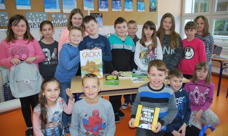 OŠ BRAĆE RADIĆ PAKRAC: Započeo projekt zajedničkog čitanja u obitelji