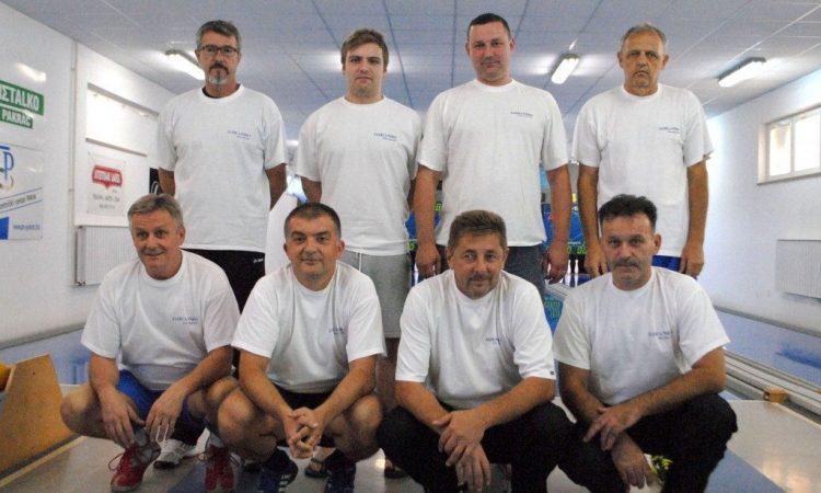 KUGLANJE 1.B HKL: Težak poraz Pakraca u Varaždinu