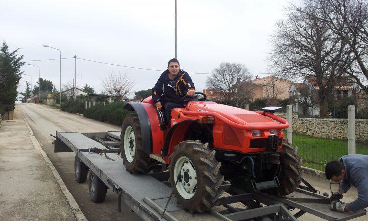 DANIEL ERAKOVIĆ, UZGAJIVAČ LJEŠNJAKA Tri godine čekanja odgovora iz agencije