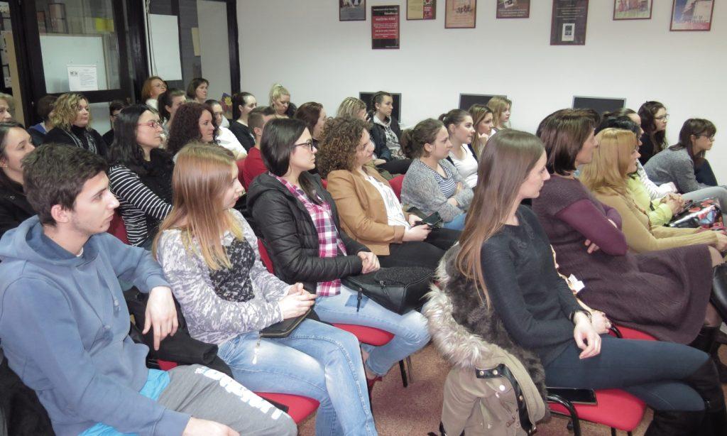 10. TJEDAN PSIHOLOGIJE Održano prvo predavanje