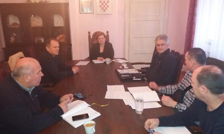 BADLJEVINA I POLJANA Nastavak radova na kanalizacijskoj mreži početkom ožujka