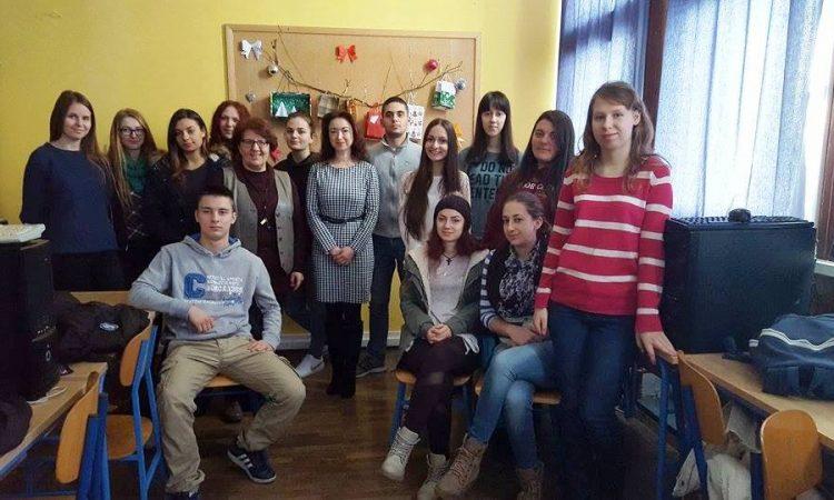 TZ GRADA PAKRACA: Turistička ponuda Pakraca predstavljena daruvarskim srednjoškolcima