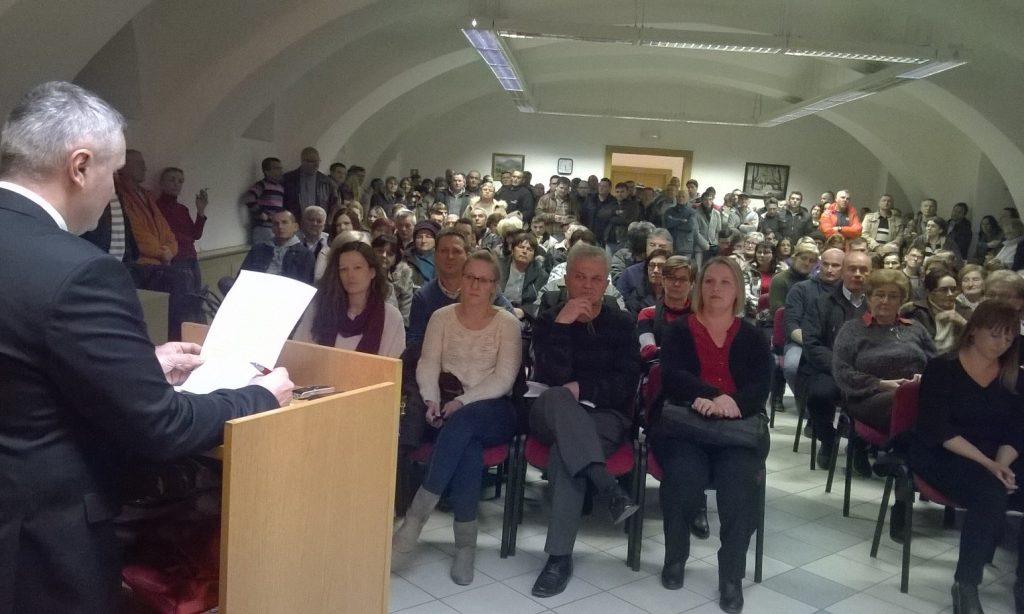 IZBORI U GD CK PAKRAC Glasovalo 184 člana