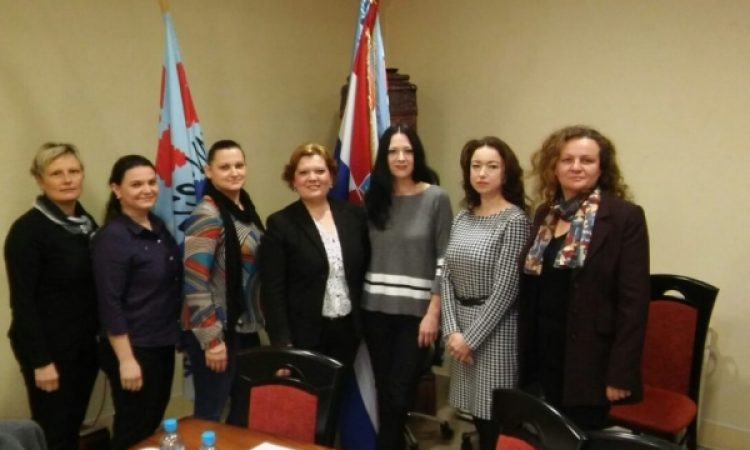 """Priopćenje Zajednice žena HDZ """"Katarina Zrinski"""" Požeško – slavonske županije"""