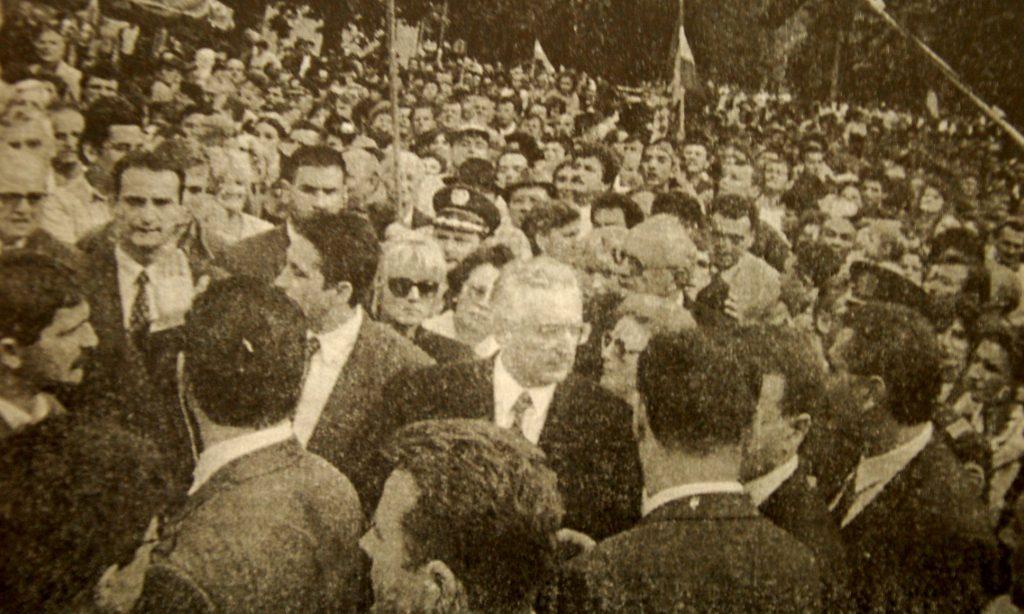 NAKON POSJETE KOLINDE GRABAR KITAROVIĆ Svi dosadašnji predsjednici RH posjetili Pakrac