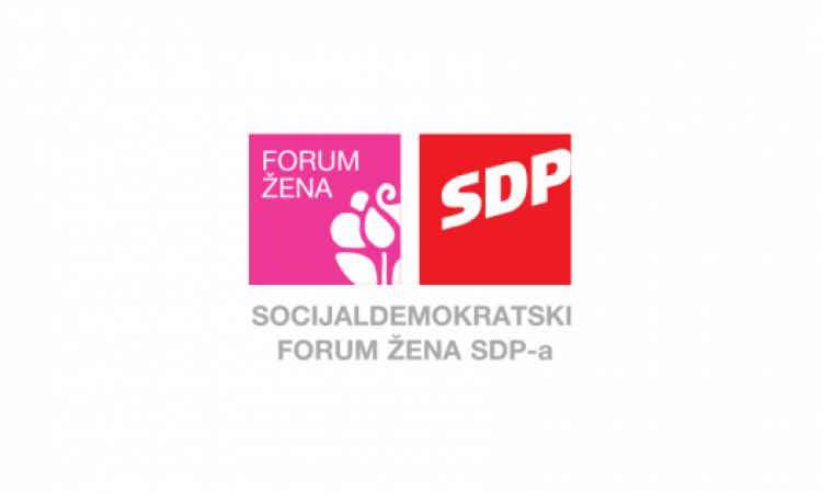 FORUM ŽENA SDP: Borba za ravnopravnost još uvijek traje