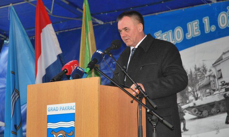 IZBORI ZA ŽUPANA Alojz Tomašević HDZ-ov kandidat