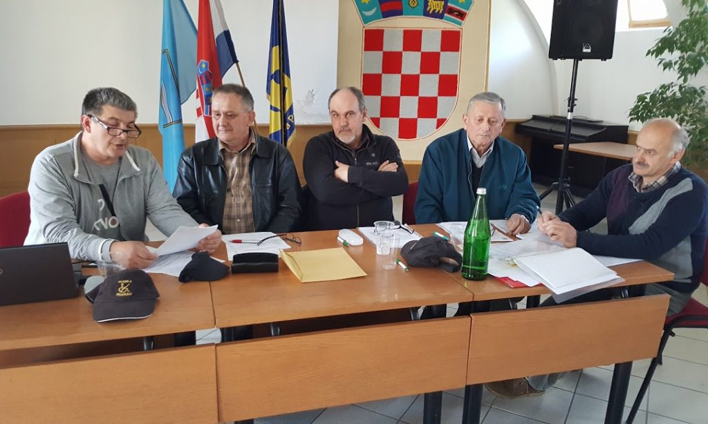 HVIDRA PAKRAC Hodak ponovo predsjednik, Štimac dopredsjednik