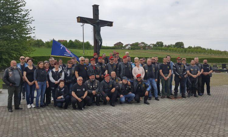 SPLITSKI MOTOCIKLISTI U PAKRACU – 19. krunica za poginule pakračke branitelje