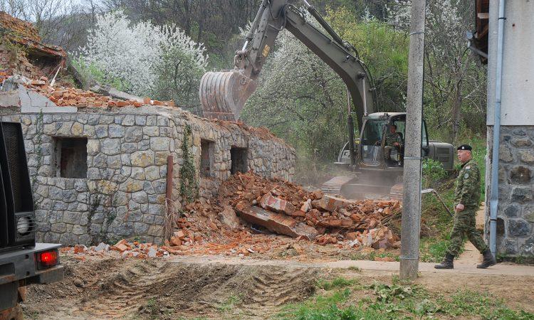VRATILA SE INŽENJERIJA HRVATSKE VOJSKE Ovog proljeća uklonit će još 40 ruševina