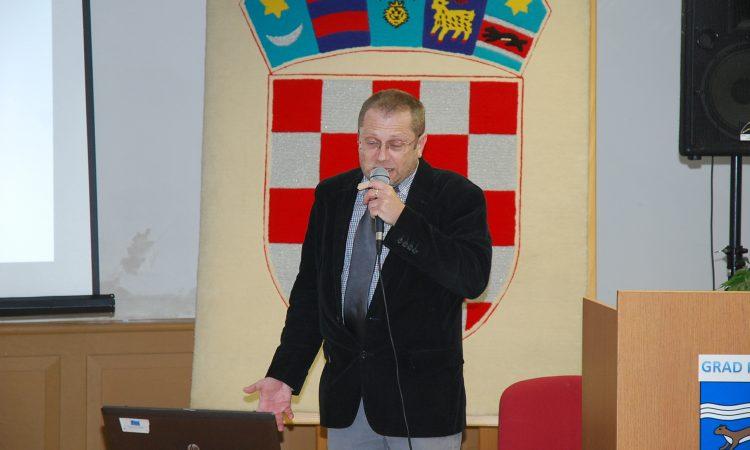 SVJETSKI DAN ZDRAVLJA Primarijus Vidović održao predavanje o išijasu