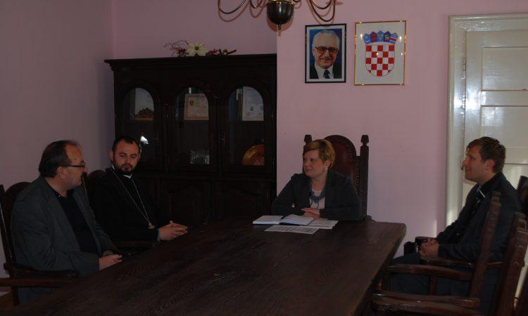 Gradonačelnica s predstavnicima vjerskih zajednica na području Pakraca