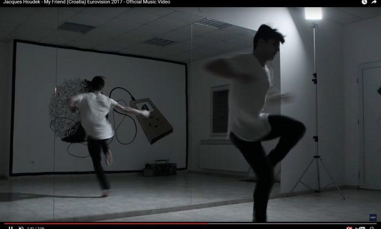 [VIDEO] Pakračanin u spotu za skorašnji Eurosong!