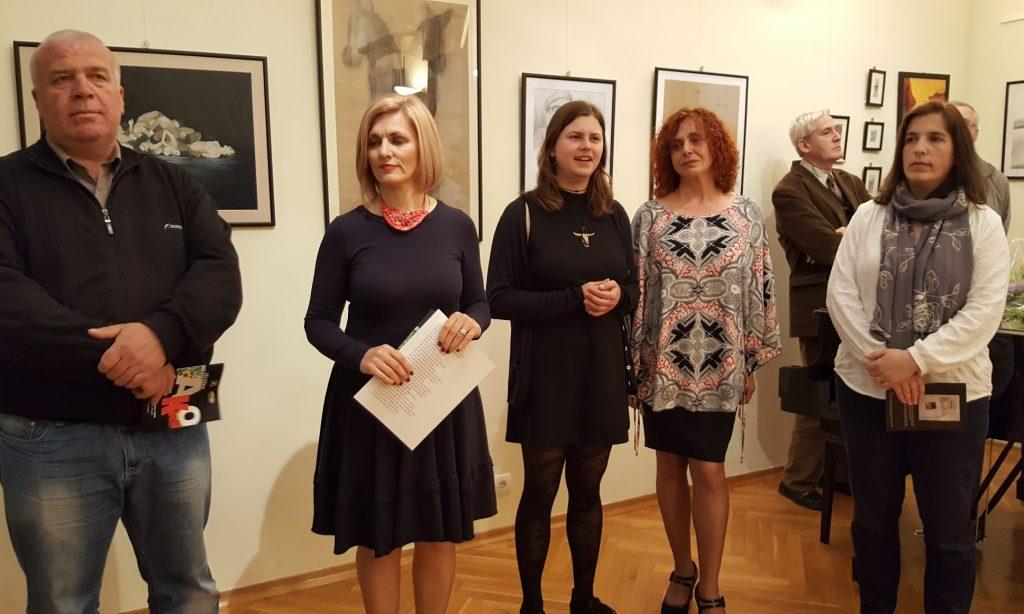Sanja Krucki i Ebony Lasić – zajednička izložba majke i kćeri