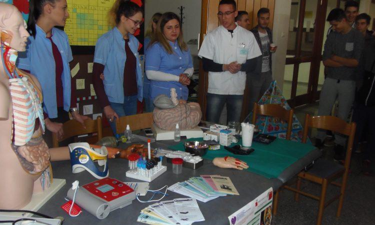 DANI BEZ DNEVNIKA U SŠ Humani, ekološki osviješteni i svestrani srednjoškolci