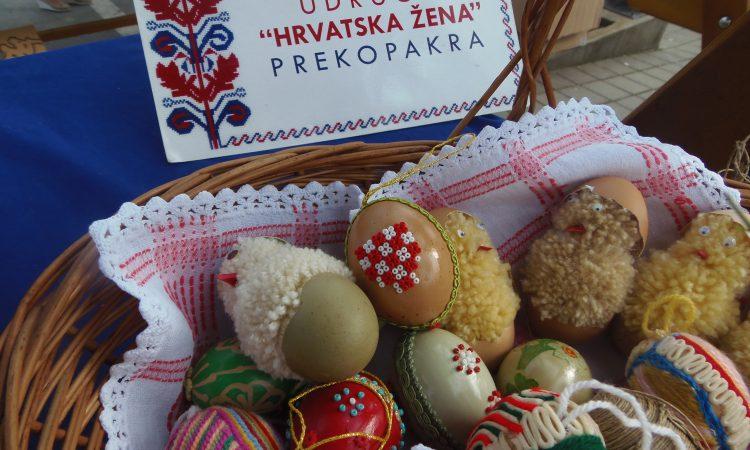 Još jedan uspješan Uskršnji sajam u Prekopakri