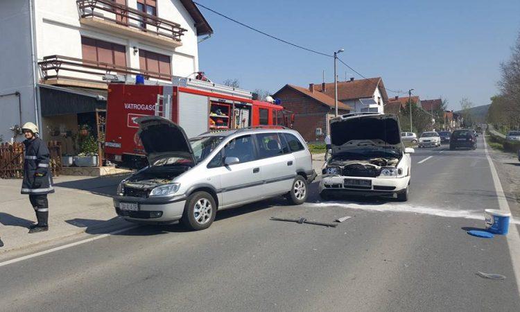 U Filipovcu prometna nesreća