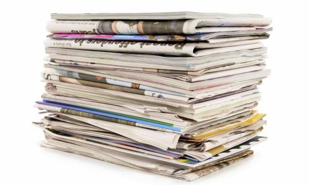 """""""Komunalac"""" – raspored odvožnje starog papira"""