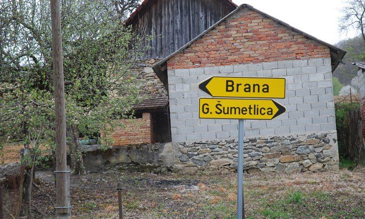 Do kraja mjeseca bi graditelji trebali stići u Šumetlicu