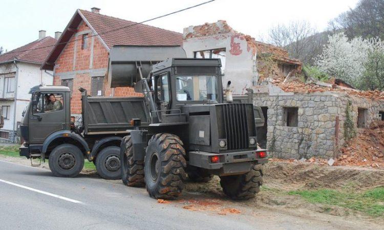 GRAD PAKRAC: Poziv vlasnicima ruševnih objekata da dozvole uklanjanje istih o trošku Grada Pakraca