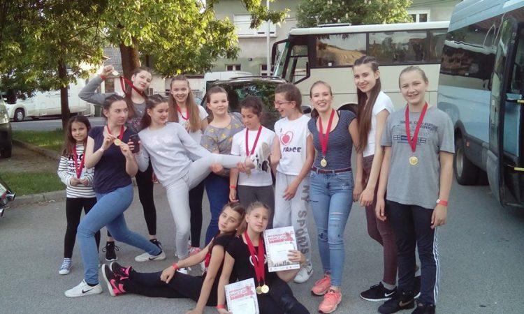PLESNI KLUB DOLCE PAKRAC-LIPIK Plasman na Svjetsko prvenstvo