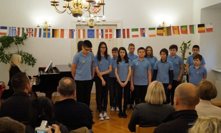 Učenici OGŠ Pakrac koncertom obilježili Dan Europe