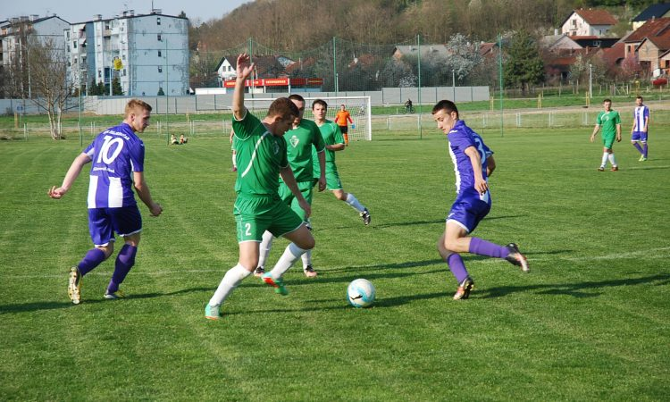 NOGOMET 4. MLSB Hajduk poražen u Tenji
