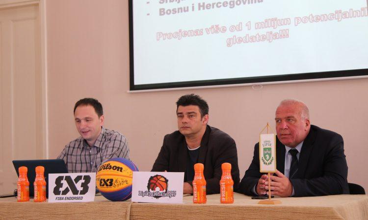 CEDEVITA LIPIK 3X3 CHALLENGER Lipik ponovno u društvu svjetske elite 3×3 košarke