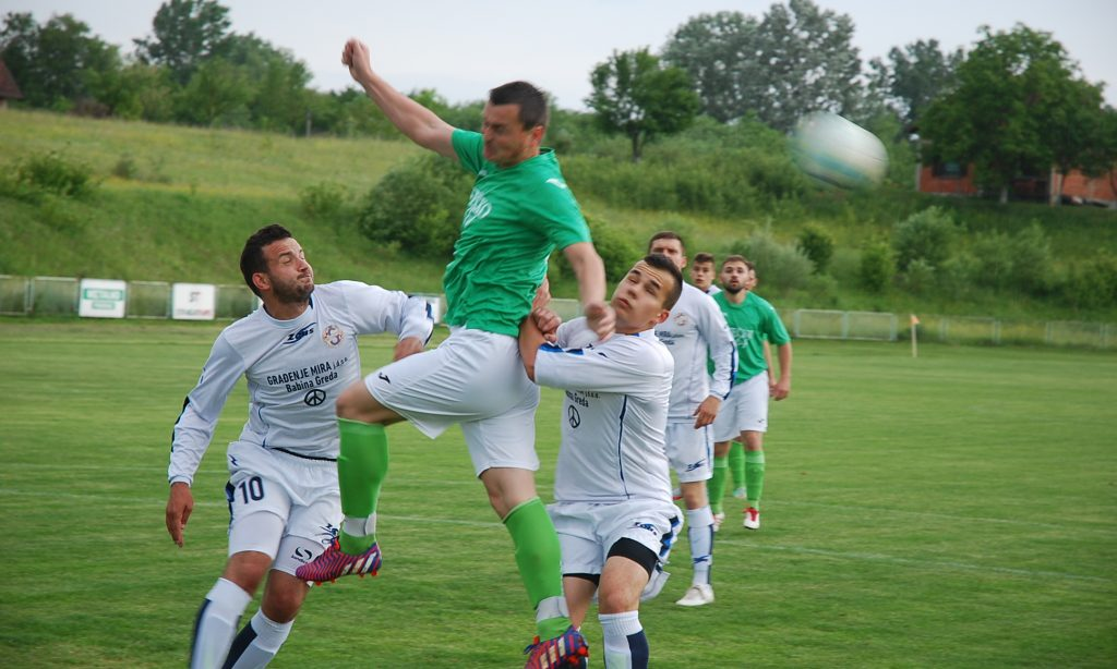 MŽSB Hajduk – Šokadija 0:0