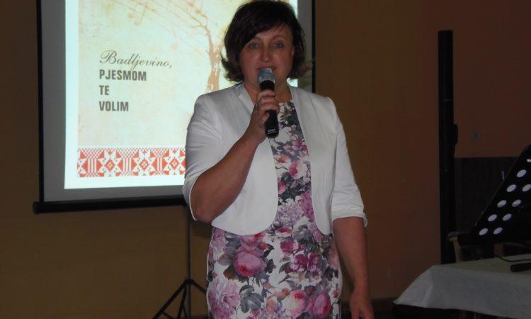 """UKORIČENA TRADICIJA Predstavljena pjesmarica """"Badljevino, pjesmom te volim"""""""