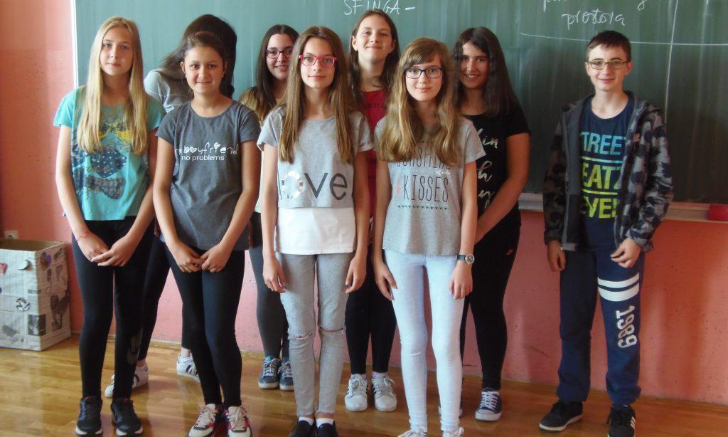 OŠ BRAĆE RADIĆA PAKRAC Ljeto-tema Dana škole