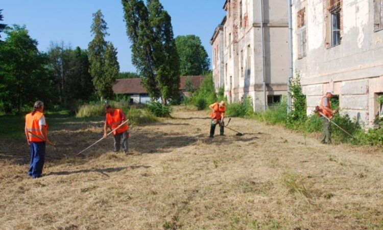 GRAD PAKRAC zapošljava 20 osoba kroz Program javnih radova