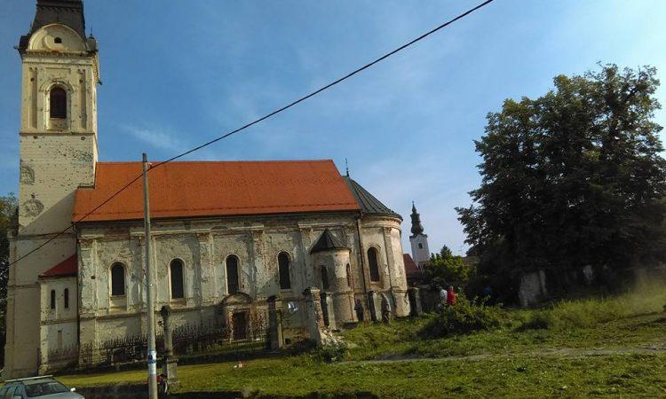 Uređen okoliš oko Saborne crkve Svete Trojice