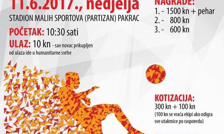 "DPH PAKRAC-LIPIK Treći ""hajdučki"" humanitarni turnir"