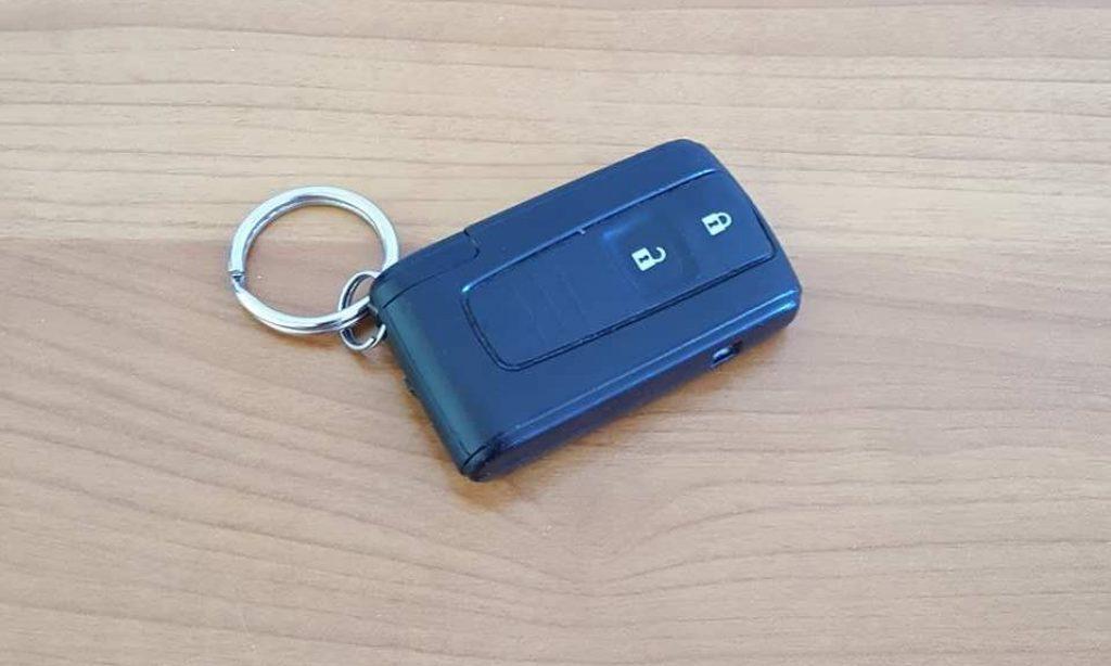 Izgubljen ključ automobila marke Toyota