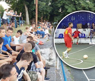 """21. MALONOGOMETNI TURNIR U PAKRACU """"Stragatrans"""" s Novakom lakoćom do prve pobjede"""