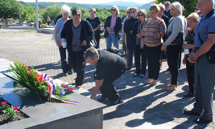 Udruga roditelja poginulih branitelja Grada Zagreba u Pakracu